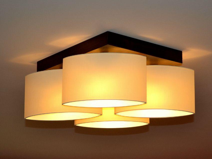 Rialto D4 Deckenlampe Deckenleuchte Lampe Leuchte 4 Flammig Top