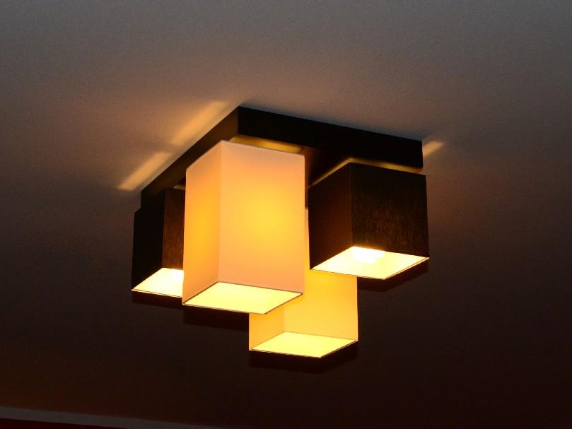deckenlampe deckenleuchte lampe leuchte top 4 flammig edel. Black Bedroom Furniture Sets. Home Design Ideas